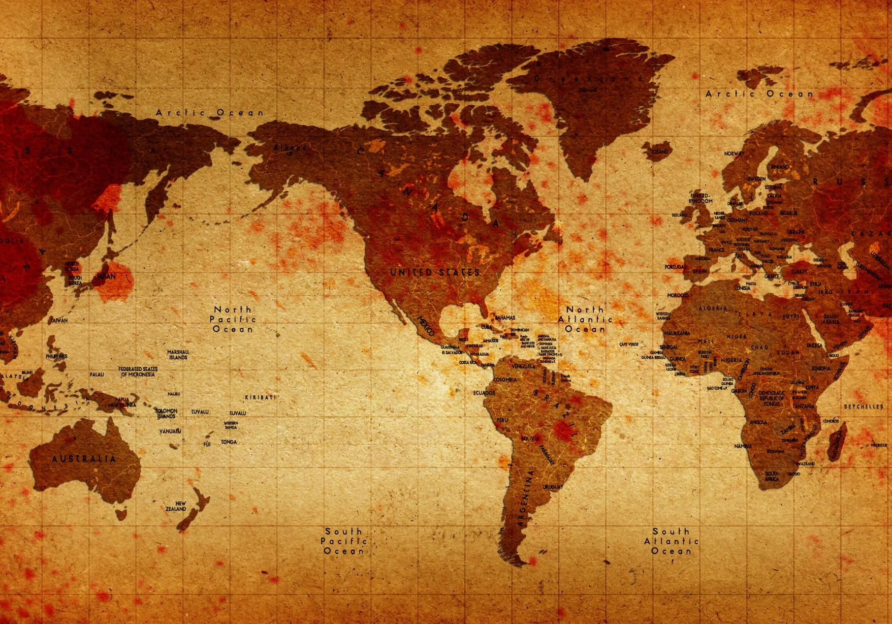bigstock-Old-America-Centered-Bloody-Wo-703208